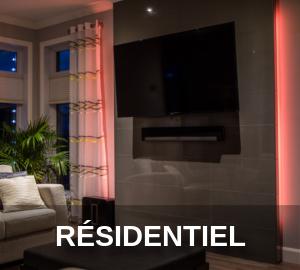 Électricien résidentiel